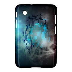 Something Light Abstraction  Samsung Galaxy Tab 2 (7 ) P3100 Hardshell Case  by amphoto