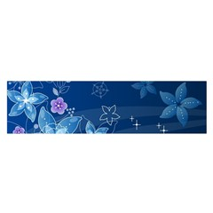 Abstraction Pattern Color  Satin Scarf (oblong) by amphoto