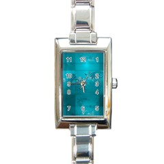 Volume Pattern Abstract Rectangle Italian Charm Watch by amphoto