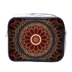 2240 Circles Patterns Backgrounds 3840x2400 Mini Toiletries Bags by amphoto