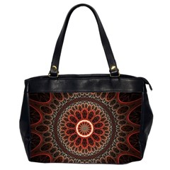 2240 Circles Patterns Backgrounds 3840x2400 Office Handbags (2 Sides)  by amphoto