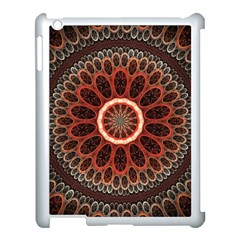 2240 Circles Patterns Backgrounds 3840x2400 Apple Ipad 3/4 Case (white) by amphoto