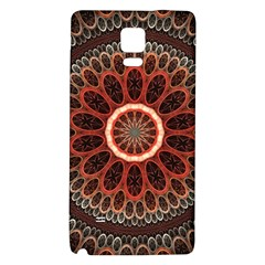 2240 Circles Patterns Backgrounds 3840x2400 Galaxy Note 4 Back Case by amphoto