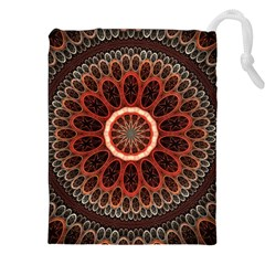 2240 Circles Patterns Backgrounds 3840x2400 Drawstring Pouches (xxl)