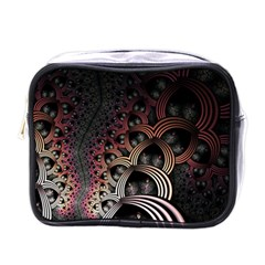 Patterns Surface Shape Mini Toiletries Bags by amphoto