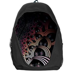 Patterns Surface Shape Backpack Bag by amphoto