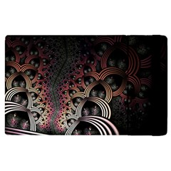 Patterns Surface Shape Apple Ipad 3/4 Flip Case