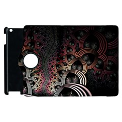 Patterns Surface Shape Apple Ipad 3/4 Flip 360 Case by amphoto