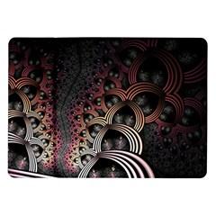 Patterns Surface Shape Samsung Galaxy Tab 10 1  P7500 Flip Case by amphoto