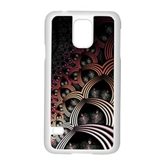Patterns Surface Shape Samsung Galaxy S5 Case (white) by amphoto