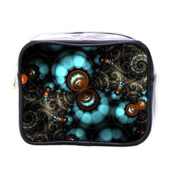 Spiral Background Form 3840x2400 Mini Toiletries Bags by amphoto