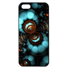Spiral Background Form 3840x2400 Apple Iphone 5 Seamless Case (black) by amphoto