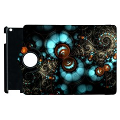 Spiral Background Form 3840x2400 Apple Ipad 3/4 Flip 360 Case by amphoto