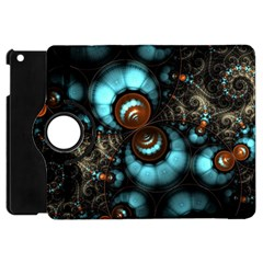 Spiral Background Form 3840x2400 Apple Ipad Mini Flip 360 Case by amphoto