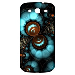 Spiral Background Form 3840x2400 Samsung Galaxy S3 S Iii Classic Hardshell Back Case by amphoto