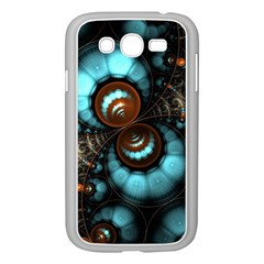 Spiral Background Form 3840x2400 Samsung Galaxy Grand Duos I9082 Case (white) by amphoto