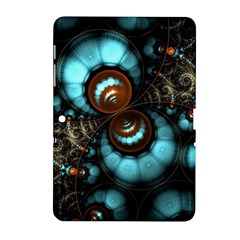 Spiral Background Form 3840x2400 Samsung Galaxy Tab 2 (10 1 ) P5100 Hardshell Case  by amphoto