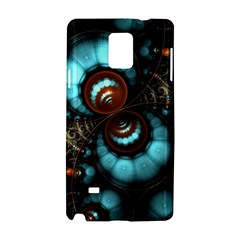 Spiral Background Form 3840x2400 Samsung Galaxy Note 4 Hardshell Case by amphoto