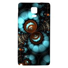 Spiral Background Form 3840x2400 Galaxy Note 4 Back Case by amphoto