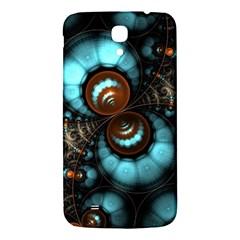 Spiral Background Form 3840x2400 Samsung Galaxy Mega I9200 Hardshell Back Case by amphoto