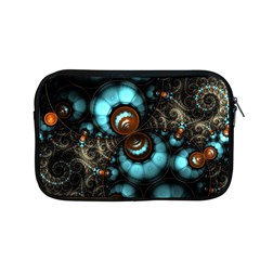 Spiral Background Form 3840x2400 Apple Macbook Pro 13  Zipper Case by amphoto