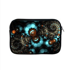 Spiral Background Form 3840x2400 Apple Macbook Pro 15  Zipper Case by amphoto