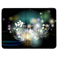 Abstraction Color Pattern 3840x2400 Samsung Galaxy Tab 7  P1000 Flip Case by amphoto