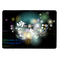 Abstraction Color Pattern 3840x2400 Samsung Galaxy Tab 10 1  P7500 Flip Case by amphoto