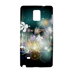 Abstraction Color Pattern 3840x2400 Samsung Galaxy Note 4 Hardshell Case by amphoto