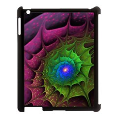 Immersion Light Color  Apple Ipad 3/4 Case (black) by amphoto