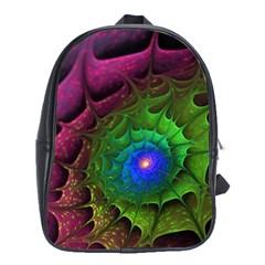 Immersion Light Color  School Bag (xl) by amphoto