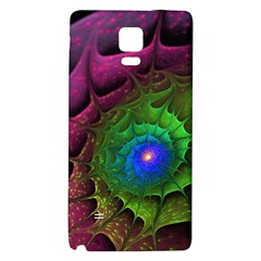 Immersion Light Color  Galaxy Note 4 Back Case by amphoto