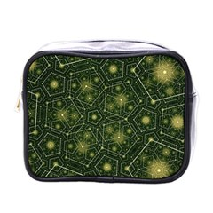 Shape Surface Patterns  Mini Toiletries Bags by amphoto