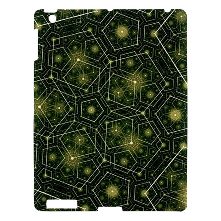 Shape Surface Patterns  Apple iPad 3/4 Hardshell Case