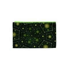 Shape Surface Patterns  Cosmetic Bag (xs) by amphoto