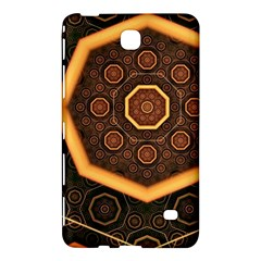 Light Surface Lines  Samsung Galaxy Tab 4 (8 ) Hardshell Case  by amphoto