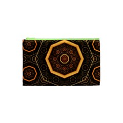 Light Surface Lines  Cosmetic Bag (xs) by amphoto