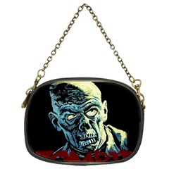 Zombie Chain Purses (one Side)  by Valentinaart