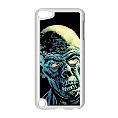 Zombie Apple Ipod Touch 5 Case (white) by Valentinaart