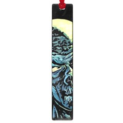 Zombie Large Book Marks by Valentinaart