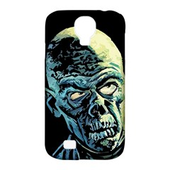 Zombie Samsung Galaxy S4 Classic Hardshell Case (pc+silicone) by Valentinaart