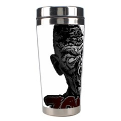 Zombie Stainless Steel Travel Tumblers by Valentinaart