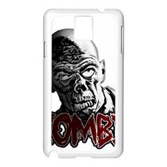 Zombie Samsung Galaxy Note 3 N9005 Case (white)