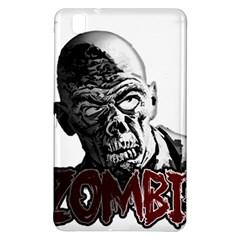 Zombie Samsung Galaxy Tab Pro 8 4 Hardshell Case by Valentinaart