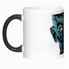 Zombie Morph Mugs by Valentinaart