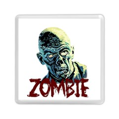 Zombie Memory Card Reader (square)  by Valentinaart