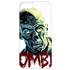 Zombie Apple Iphone 5 Classic Hardshell Case by Valentinaart