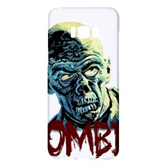 Zombie Samsung Galaxy S8 Plus Hardshell Case  by Valentinaart