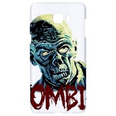 Zombie Samsung C9 Pro Hardshell Case  by Valentinaart
