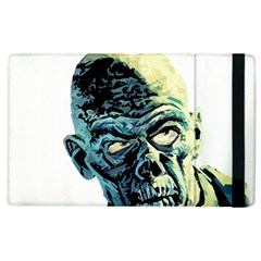 Zombie Apple Ipad 3/4 Flip Case by Valentinaart